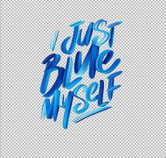 英文笔触艺术字体