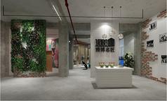 现代风格办公室模型素材