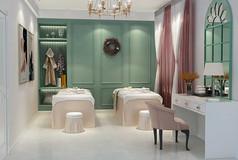 美容院包间泡浴区3D模型