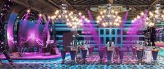 前卫酒吧舞厅3D设计模型