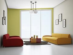 创意小客厅