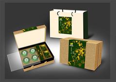 清香茶叶包装设计