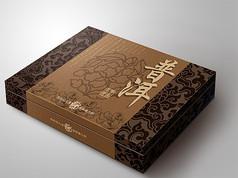 优雅普洱茶创意包装设计
