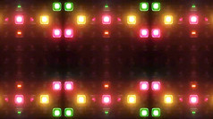 灯光闪烁视频