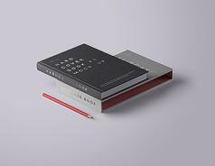 滑盖书样机模型