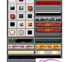15款质感图层样式打包