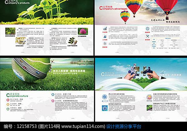 企业品牌画册