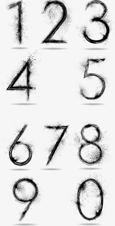 阿拉伯艺术数字