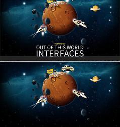 宇航员海报