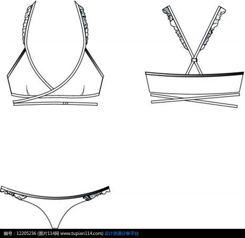 丁字裤情趣内衣生活稿设计素材免费下载_设计单词英语情趣用品图片