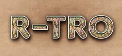 彩色纹理字体特效PS设计素材 (26)